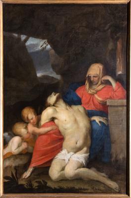 Vierge de Pitié